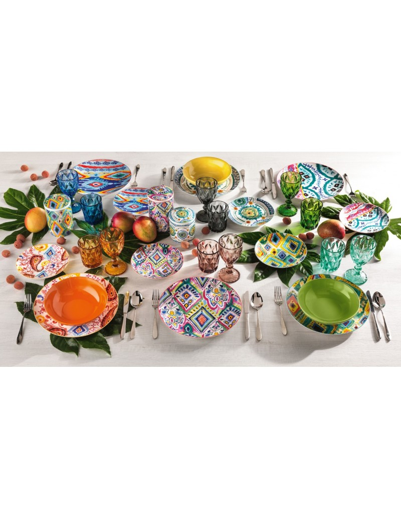 SAMBA 18 PCS TABLE SET NEW...