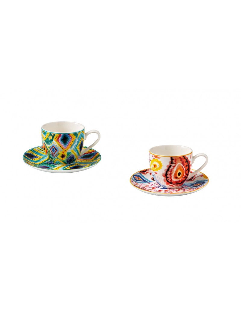 SET 2 PCS SAMBA COFFEE CUP...