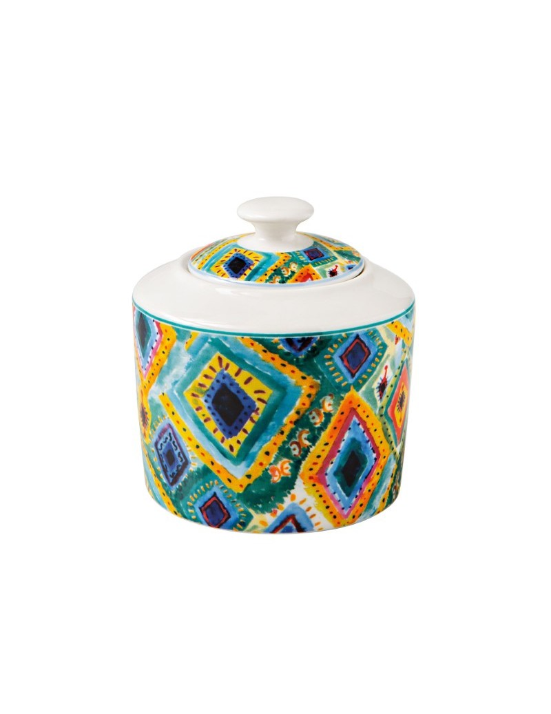 SAMBA SUGAR POT NEW BONE CHINA