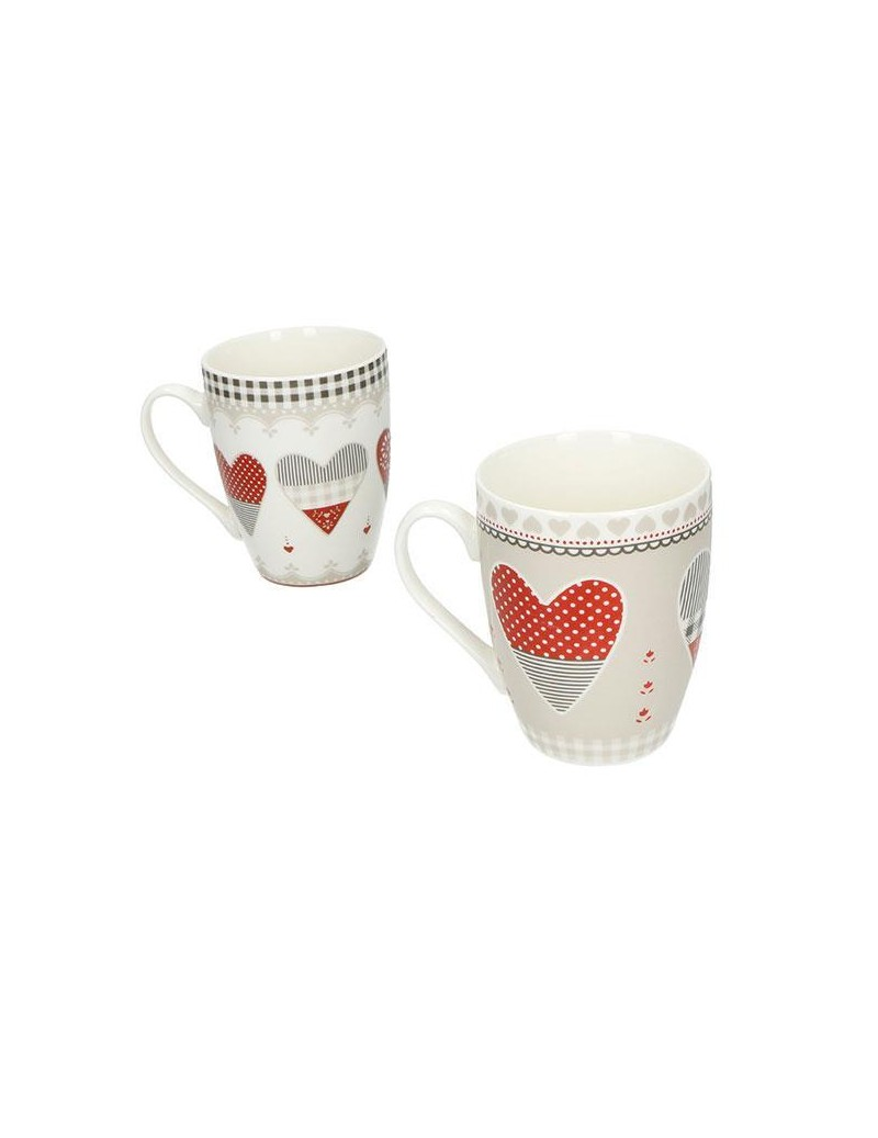 MUG HAPPY DAY SET 2PEZZI...