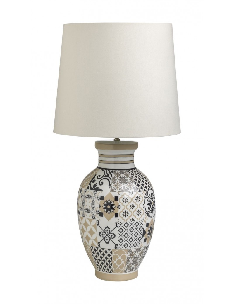 LAMPADA ALHAMBRA IN STONEWARE