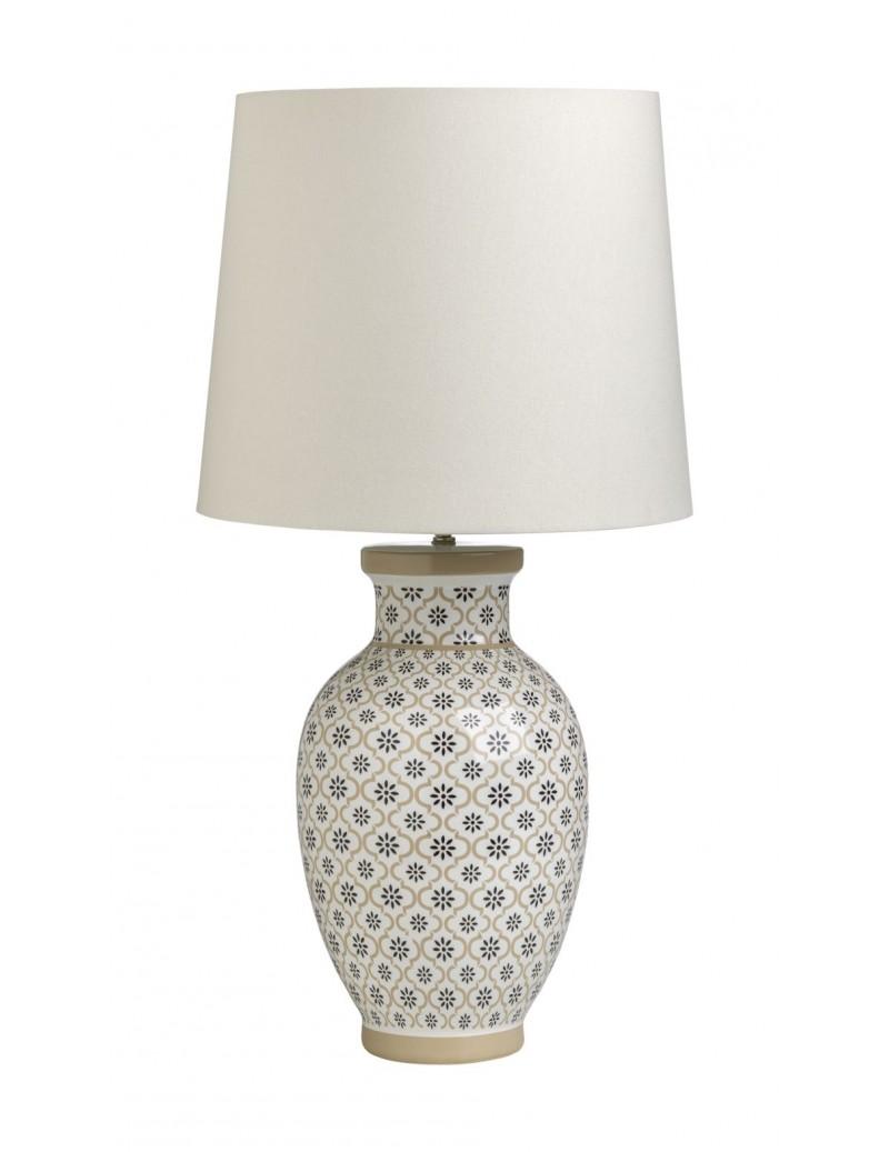 ALHAMBRA STONEWARE LAMP