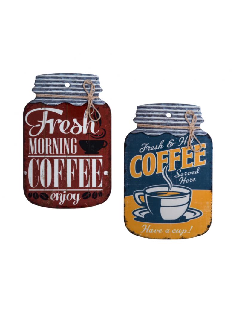 FRESH COFFEE CERAMIC...