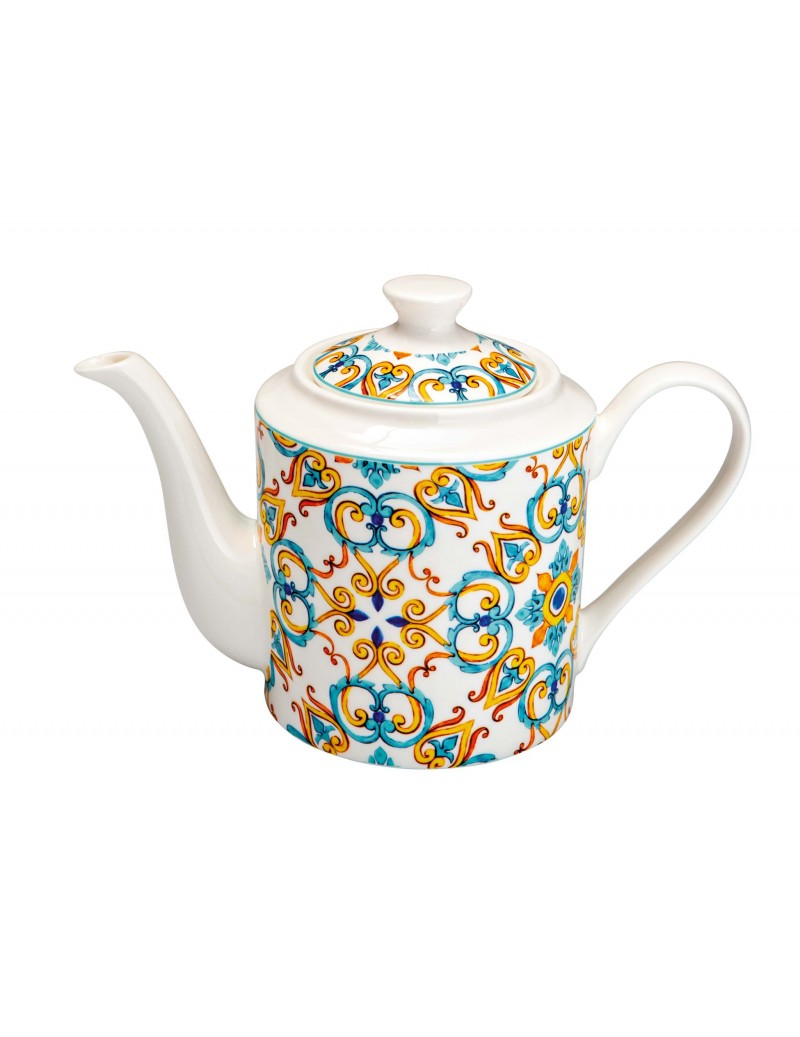 MEDICEA NEW BONE CHINA TEA POT
