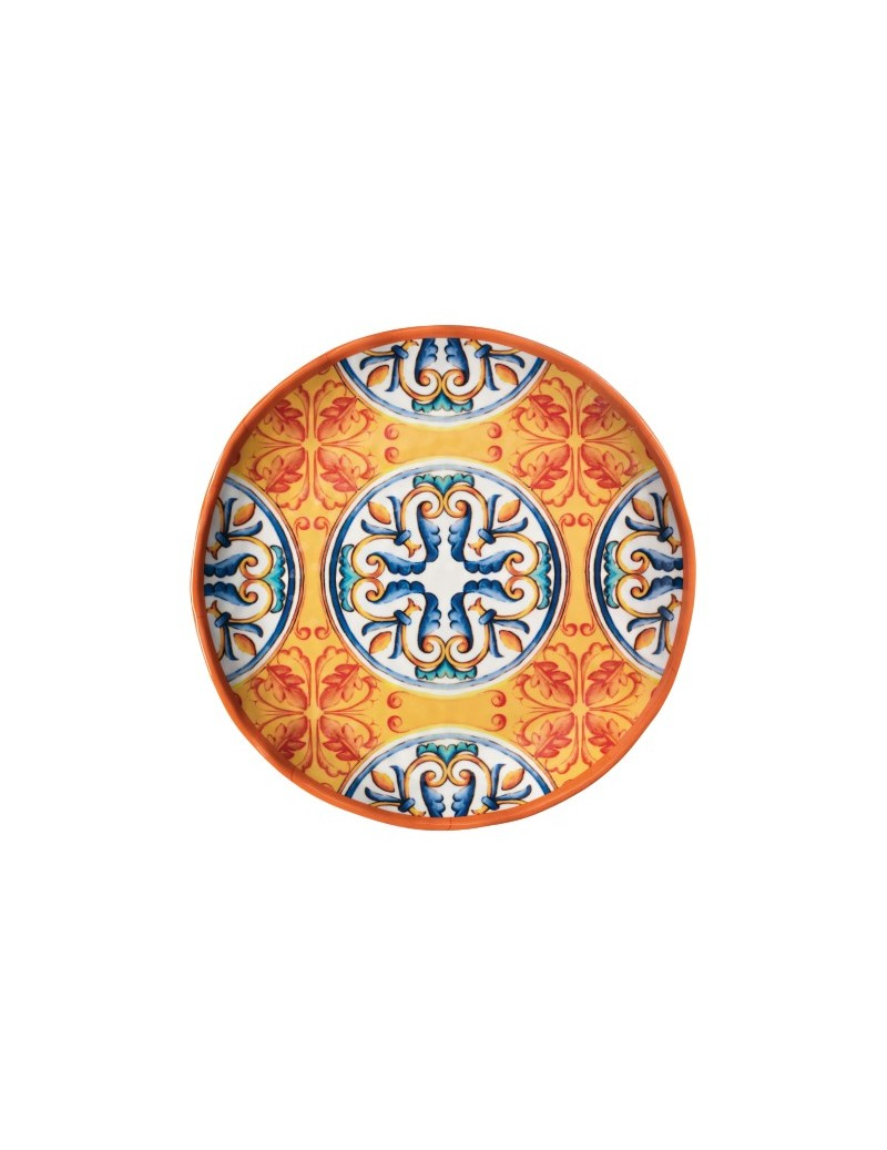 MEDICEA ORANGE DINNER PLATE...