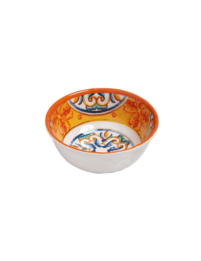 MEDICEA ORANGE SMALL BOWL 6...
