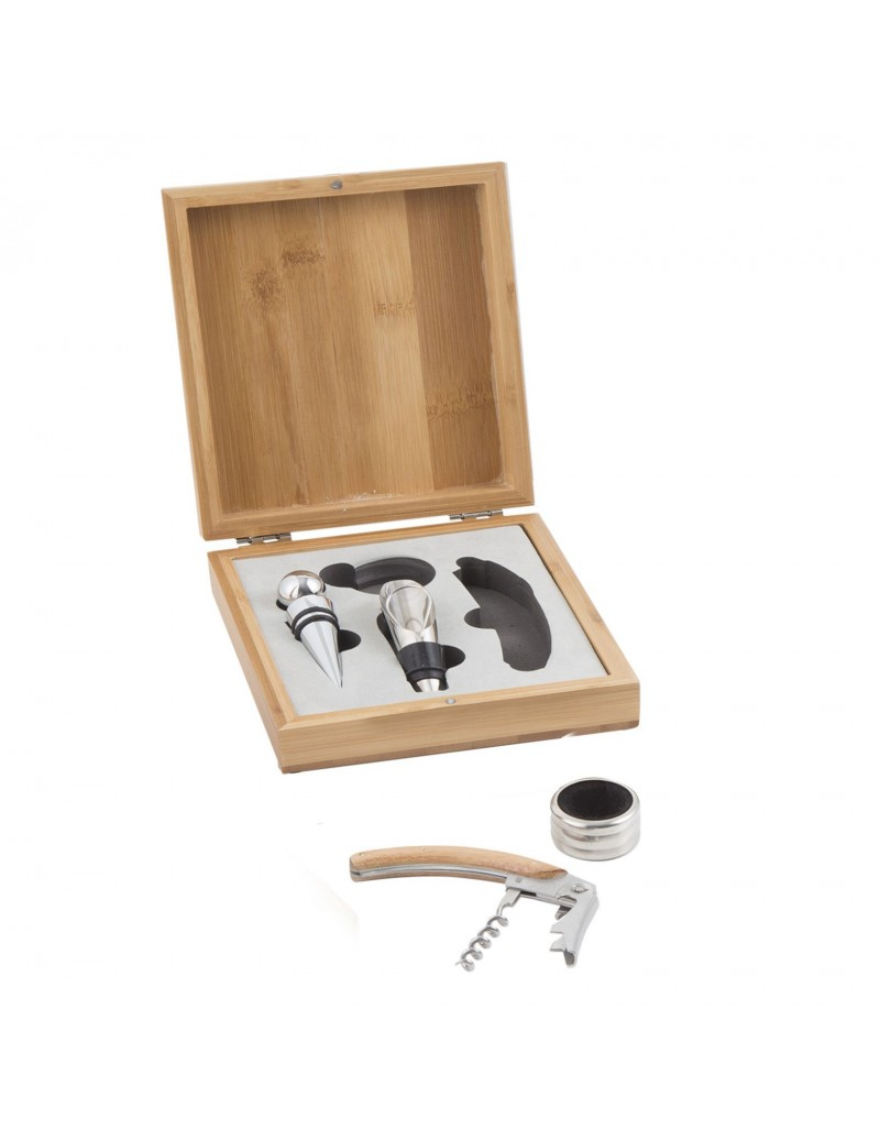 WINE TOOL SET 4 PCS...