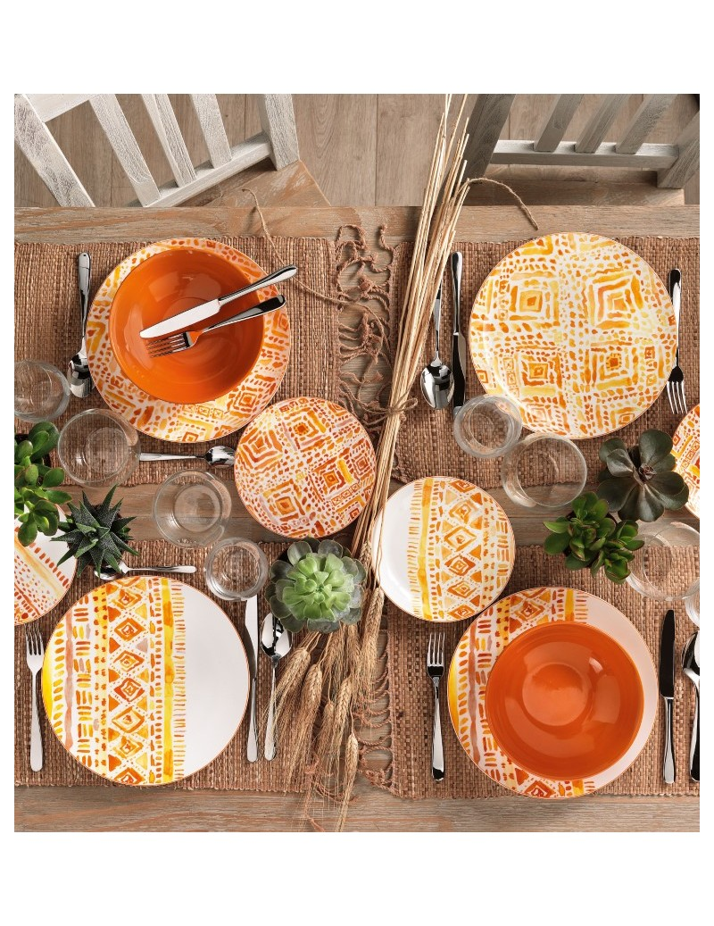 INCAS 18 PCS TABLE SET NEW...