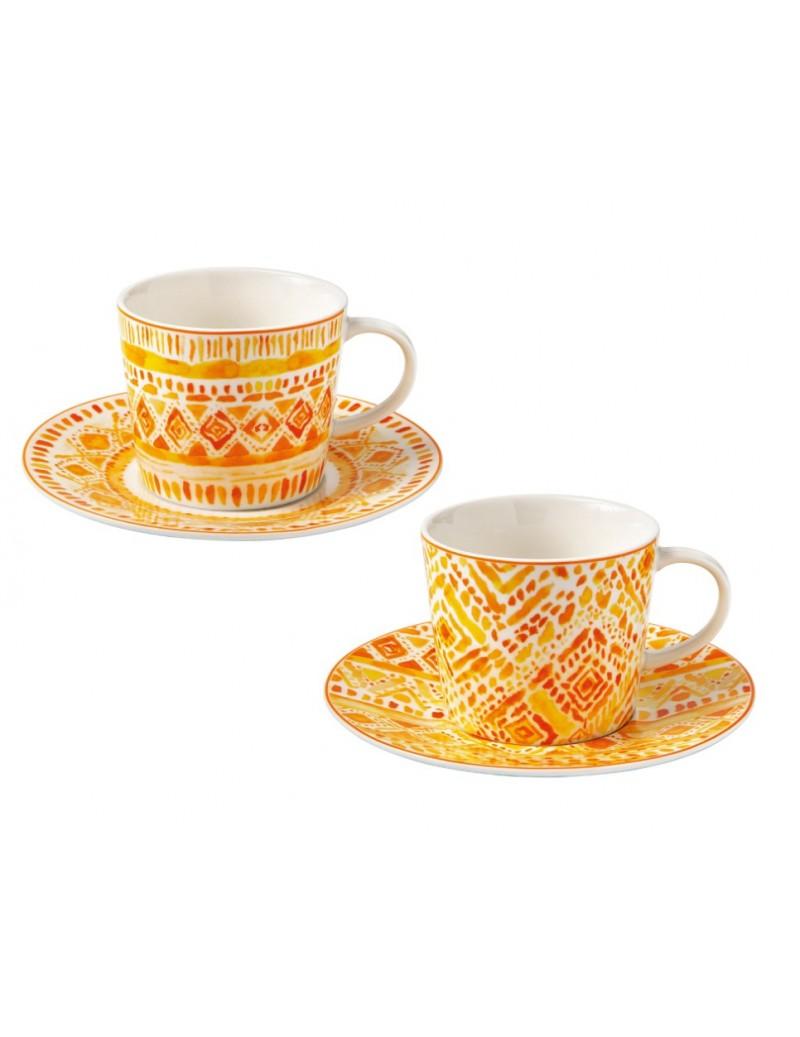 INCAS TEA CUPS SET 2 PCS...