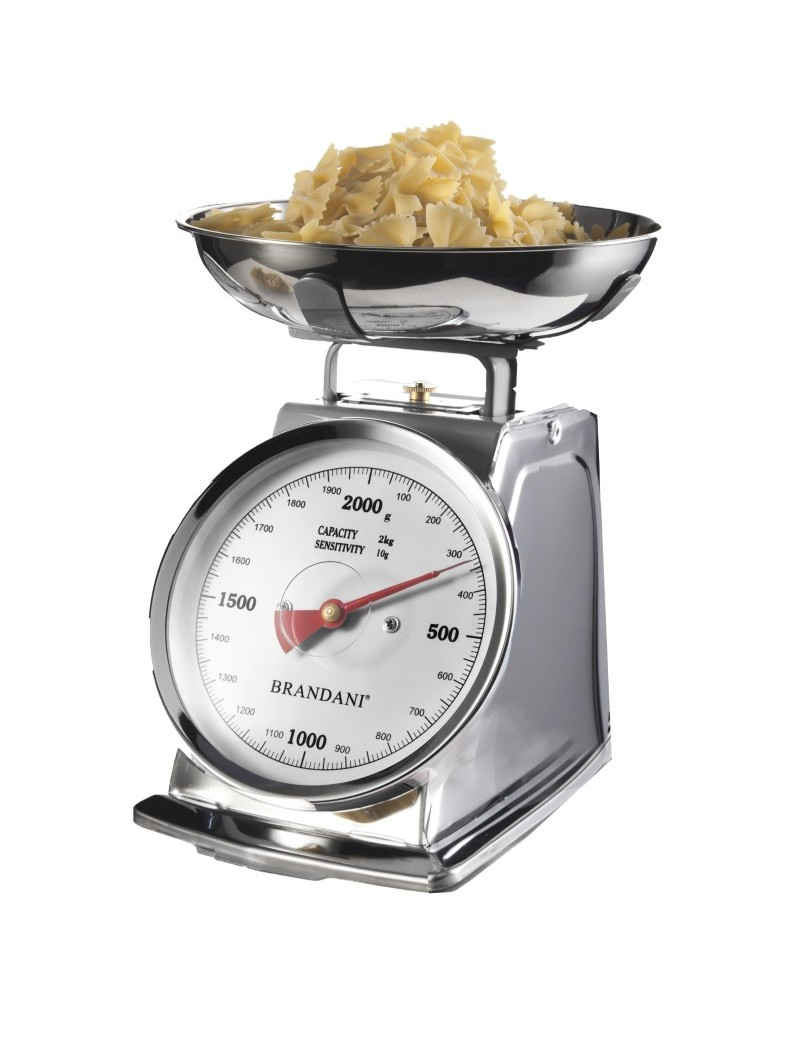 SS KITCHEN SCALES 2 KGG. 10