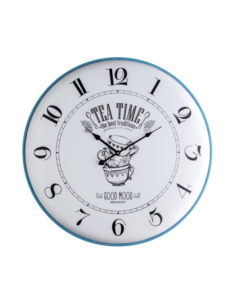OROLOGIO TEA TIME METAL