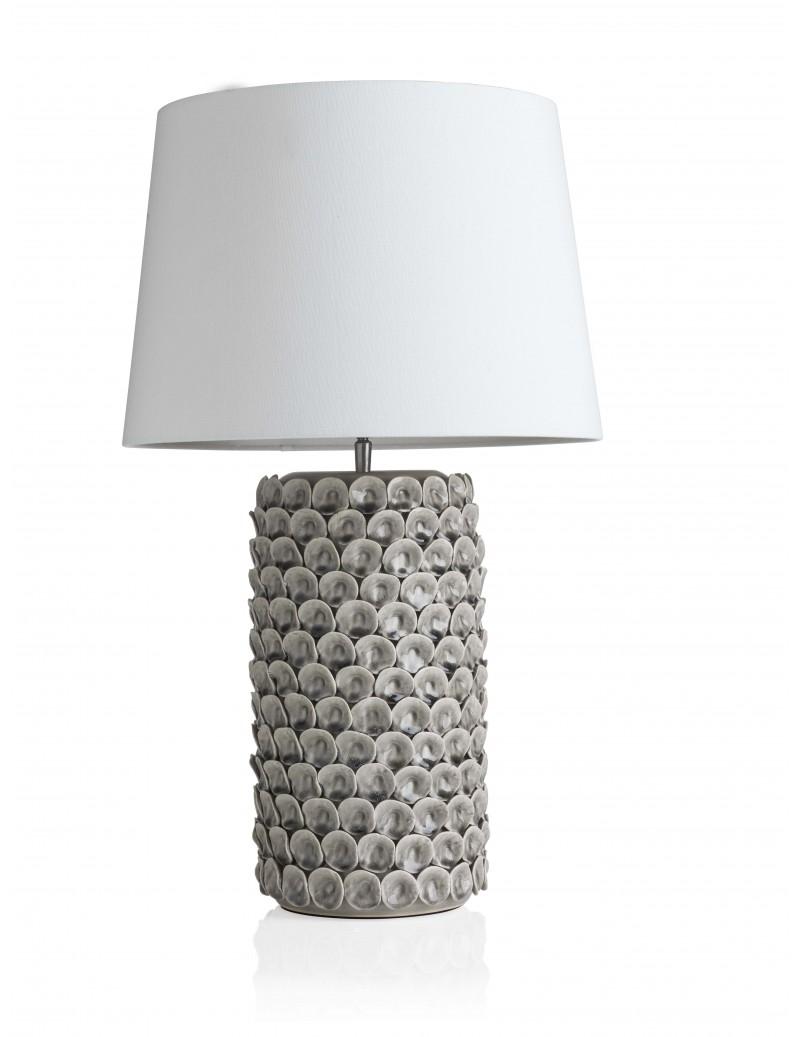 PETALI CERAMIC LAMP SAND