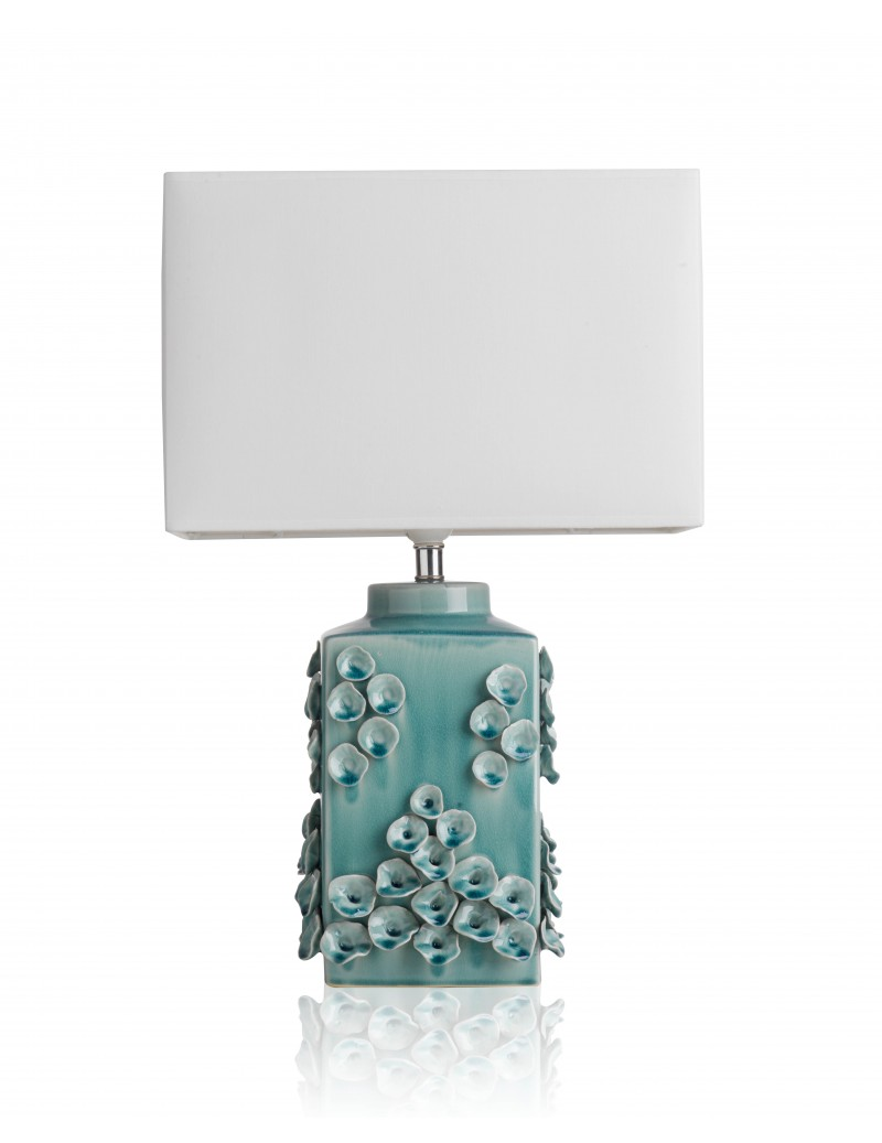 AGATA CERAMIC LAMP TIFFANY