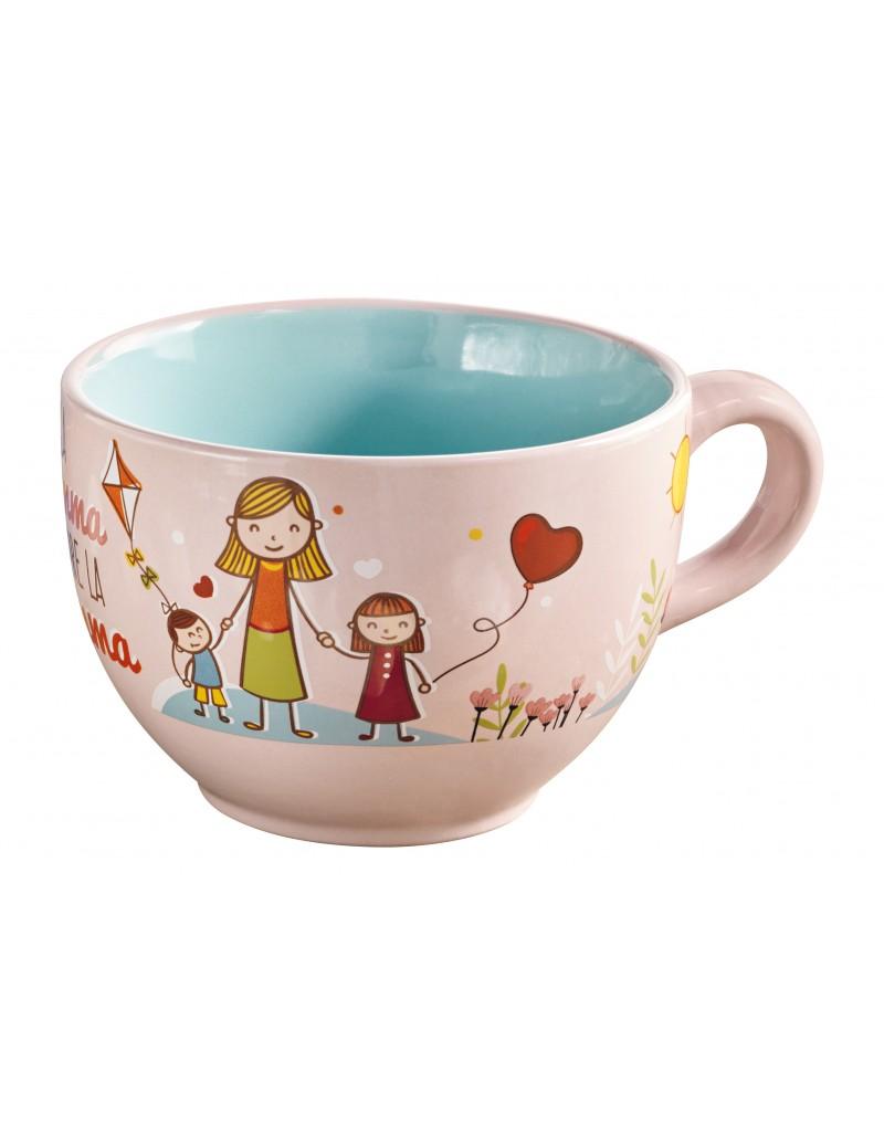 STONEWARE MOM JUMBO CUP