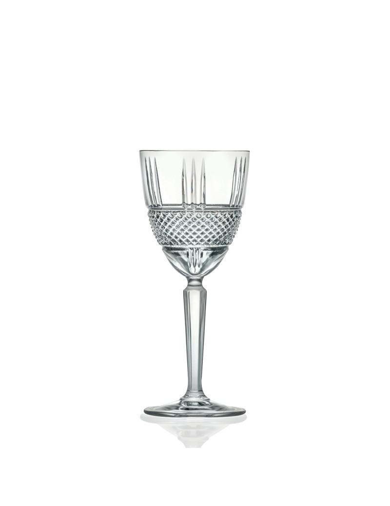 CALICE DIAMOND CRYSTAL GLASS