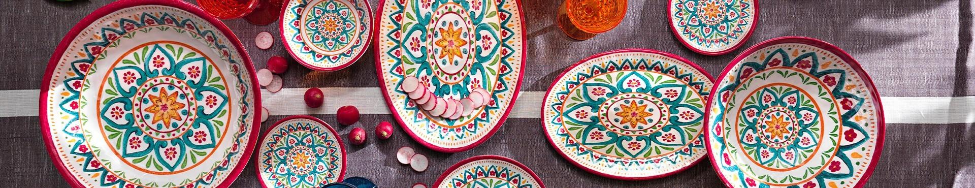 Trays, charger plates – Brandani Gift Group